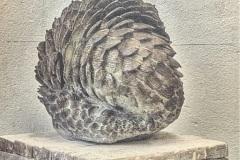 Pangolino-bronzo