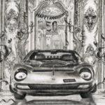 Il Museo Ferruccio Lamborghini mette all'asta le opere di 4 artisti NFT