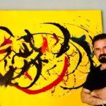 Dall'Afghanistan a Roma: Nazir, un'artista in fuga dai Talebani