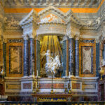 Terminato il restauro della Capella Cornaro diBernini