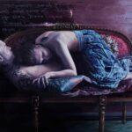 """""""La pittrice e il ladro"""", documentario sulla pittrice iperrealista Barbara Kysilkova e il ragazzo che le rubò i quadri"""