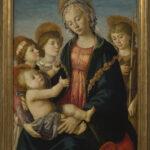 """""""La Madonna con il Bambino"""" di Sandro Botticelli lascia la Galleria dell'Accademia di Firenze per la mostra """"Un Botticelli per Innsbruck"""""""