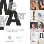"""""""We Love Art"""": arte e industria si incontrano nel progetto della Farnesina"""