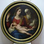"""Museo della Cattedrale di Ferrara, terminato il restauro della """"Sacra Famiglia"""" del Cavalier d'Arpino. Immagini"""